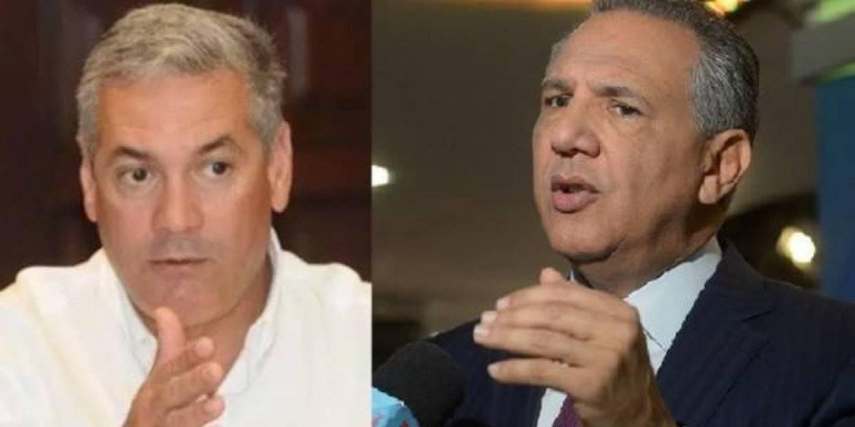 Peralta y Castillo contestan a funcionarios contrarios a eventual reelección de DM