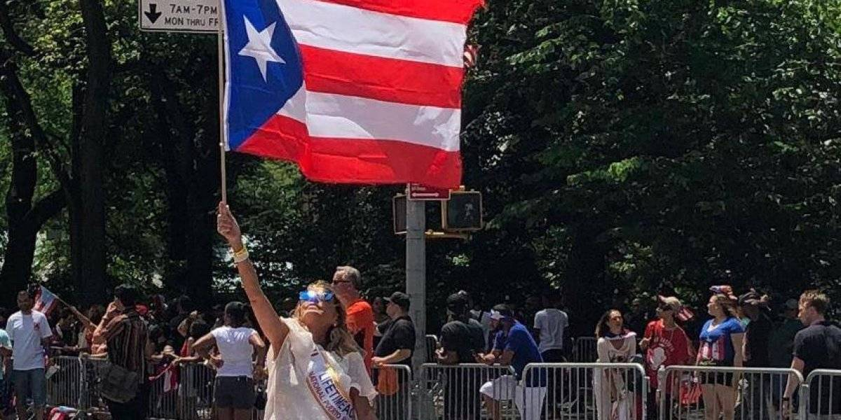"""Dagmar se siente """"agradecida y honrada"""" de recibir reconocimiento en Parada Puertorriqueña"""