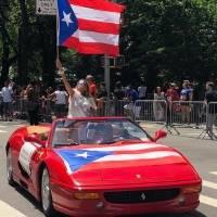 Dagmar honrada en la Parada Puertorriqueña 2019