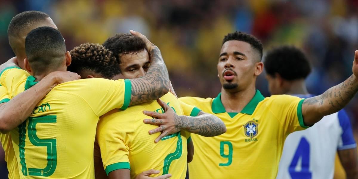 Na maior goleada da era Tite, Brasil faz 7 a 0 em Honduras antes da Copa América