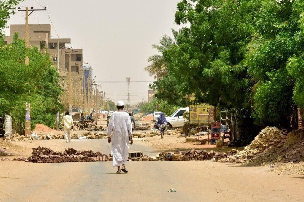 Crisis en Sudán
