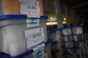 Cajas electorales