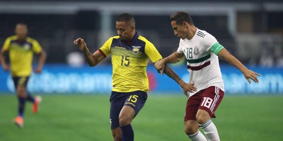 VIDEO. México se impone a Ecuador en último ensayo previo a sus Copas continentales