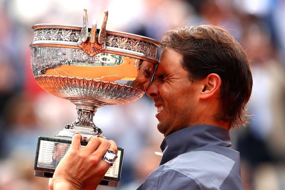 Leyenda viviente del tenis. / Getty Images