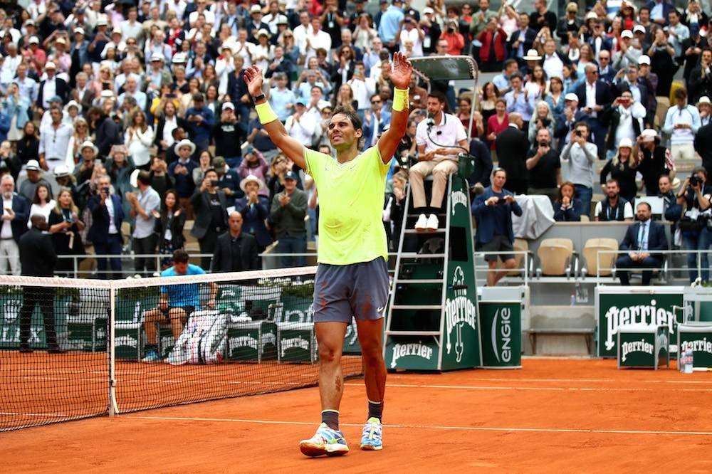 Es una leyenda viviente del tenis. / Getty Images