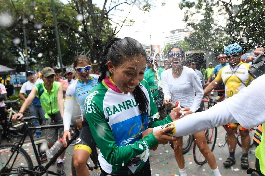 Resultados Vuelta Femenina 2019