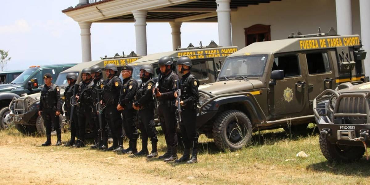 Inauguran sede policial en Izabal en inmueble que perteneció a narcotraficante