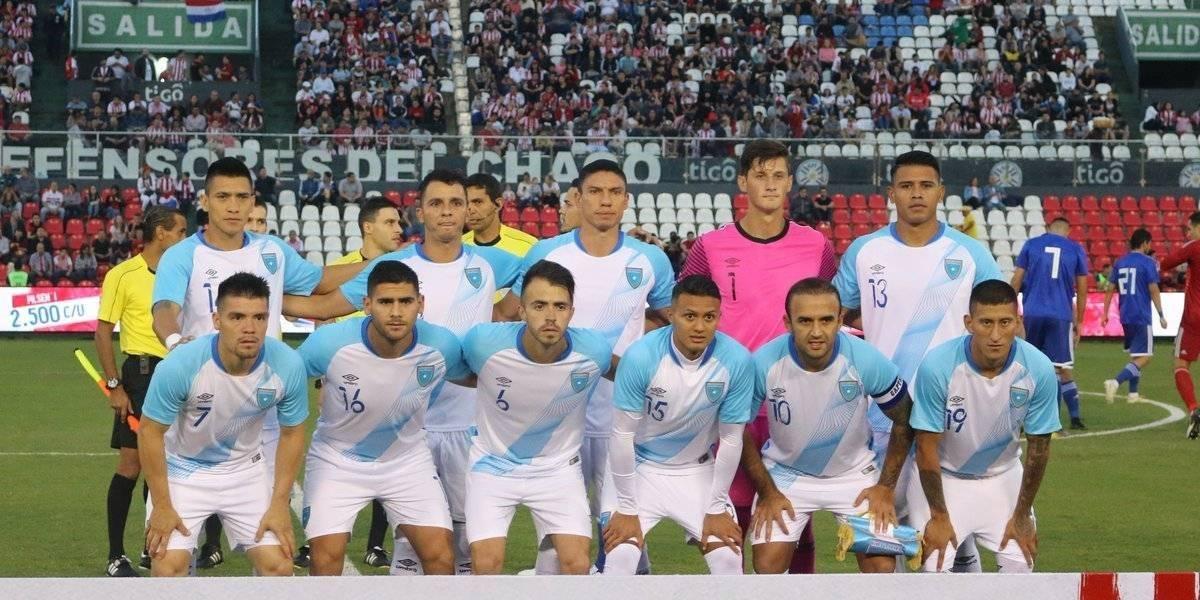 Paraguay utiliza a Guatemala para salir de una racha negativa