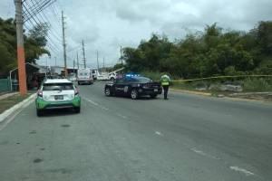 Policía halla cuerpo de mujer dentro de vehículo que cayó a quebrada en Gurabo