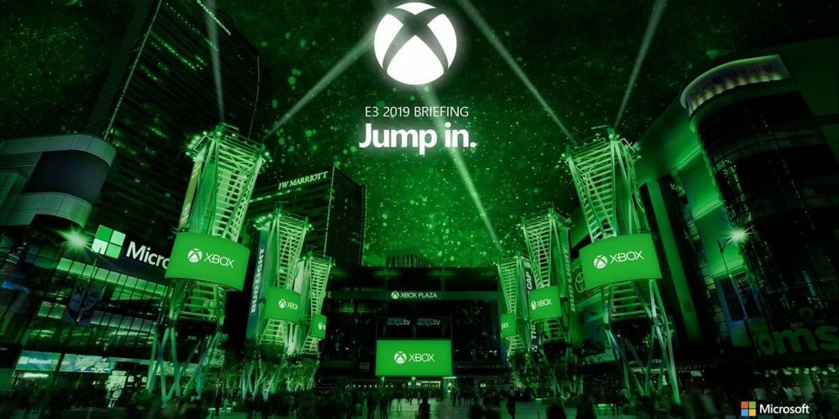Aquí pueden ver en vivo la conferencia de Xbox #E32019