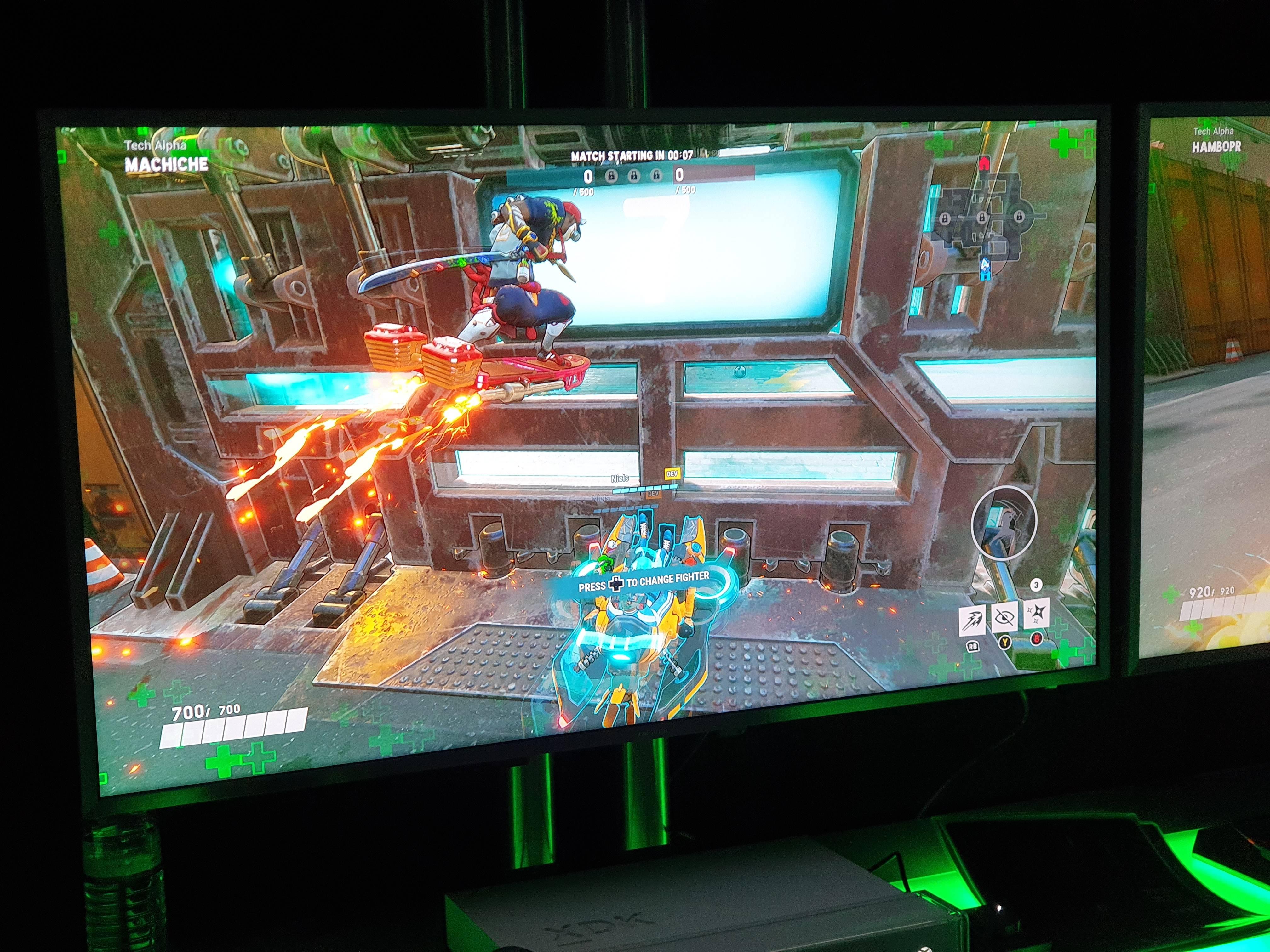 Probamos Bleeding Edge, el nuevo juego de Ninja Theory #E32019