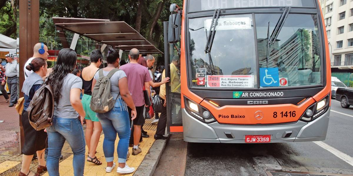 Queixas sobre ônibus aumentam 42% no ano