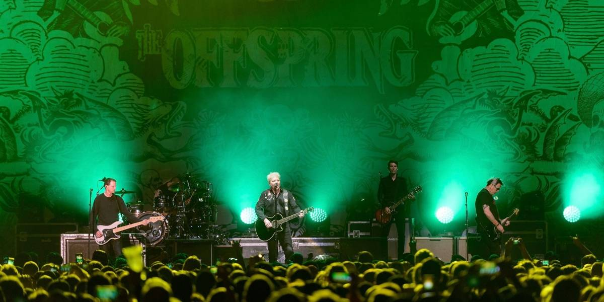 The Offspring agrega más shows en México
