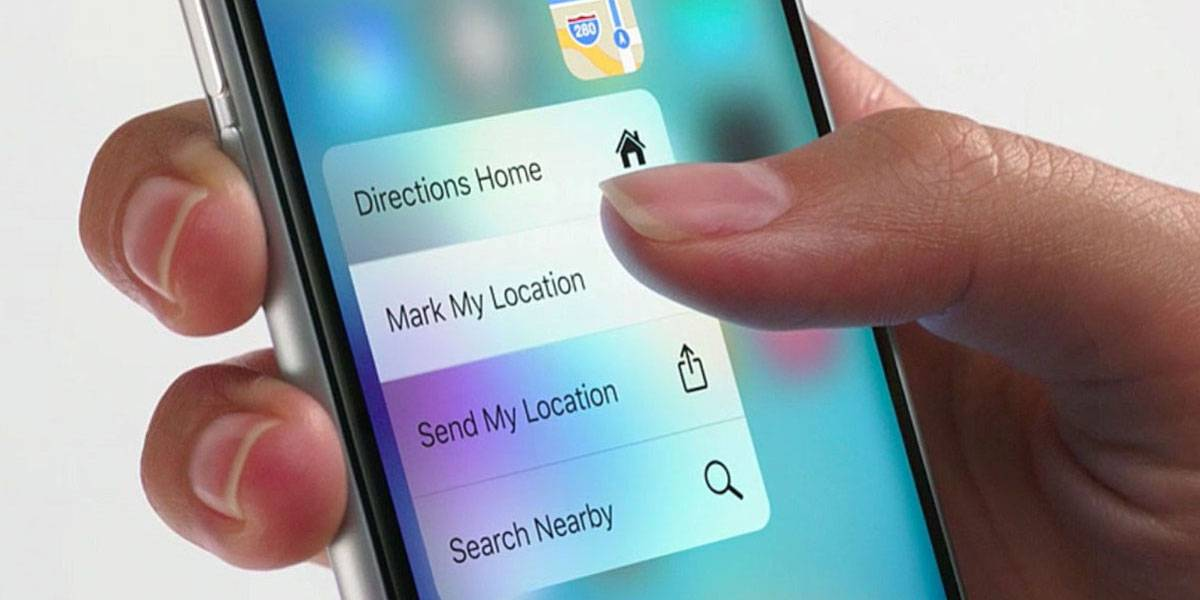 ¿Adiós 3D Touch? la beta de iOS 13 elimina sus funciones