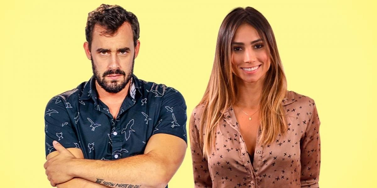 """Alexandra Monsalve tras romance con Ariel Levy en """"Resistiré"""": """"Yo creo que un hermano besa mejor"""""""