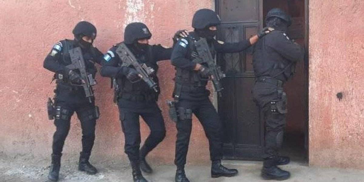 """Busca desarticular la banda de secuestradores """"La Cuchilla"""""""