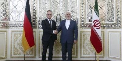 El ministro iraní de Exteriores, Javad Zarif,