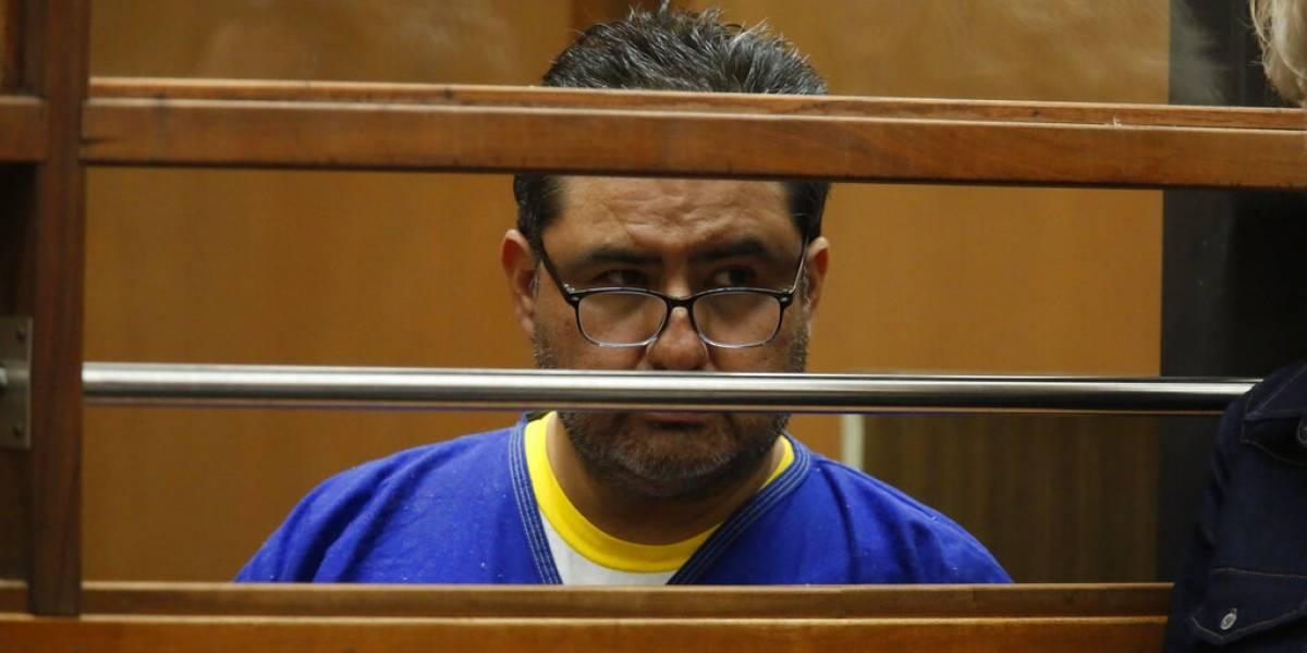 Aplazan al 21 de junio acusación formal contra Naasón Joaquín García