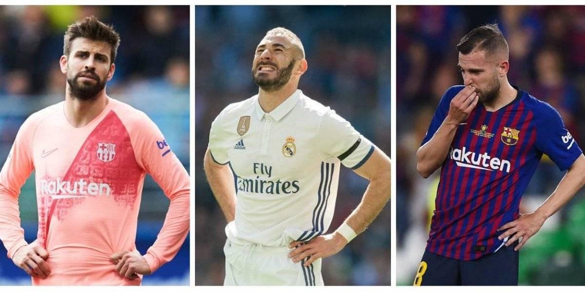 Asaltadas 11 casas de futbolistas de España mientras jugaban, en el último año