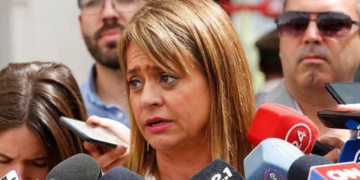 """Por amor al """"patriotismo"""": Jacqueline van Rysselberghe golpeó la mesa y pidió a Kast """"no hacer daño al gobierno"""""""