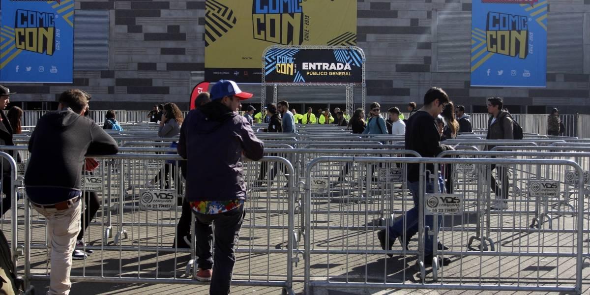 Comic Con: Así se vive la edición chilena de este 2019