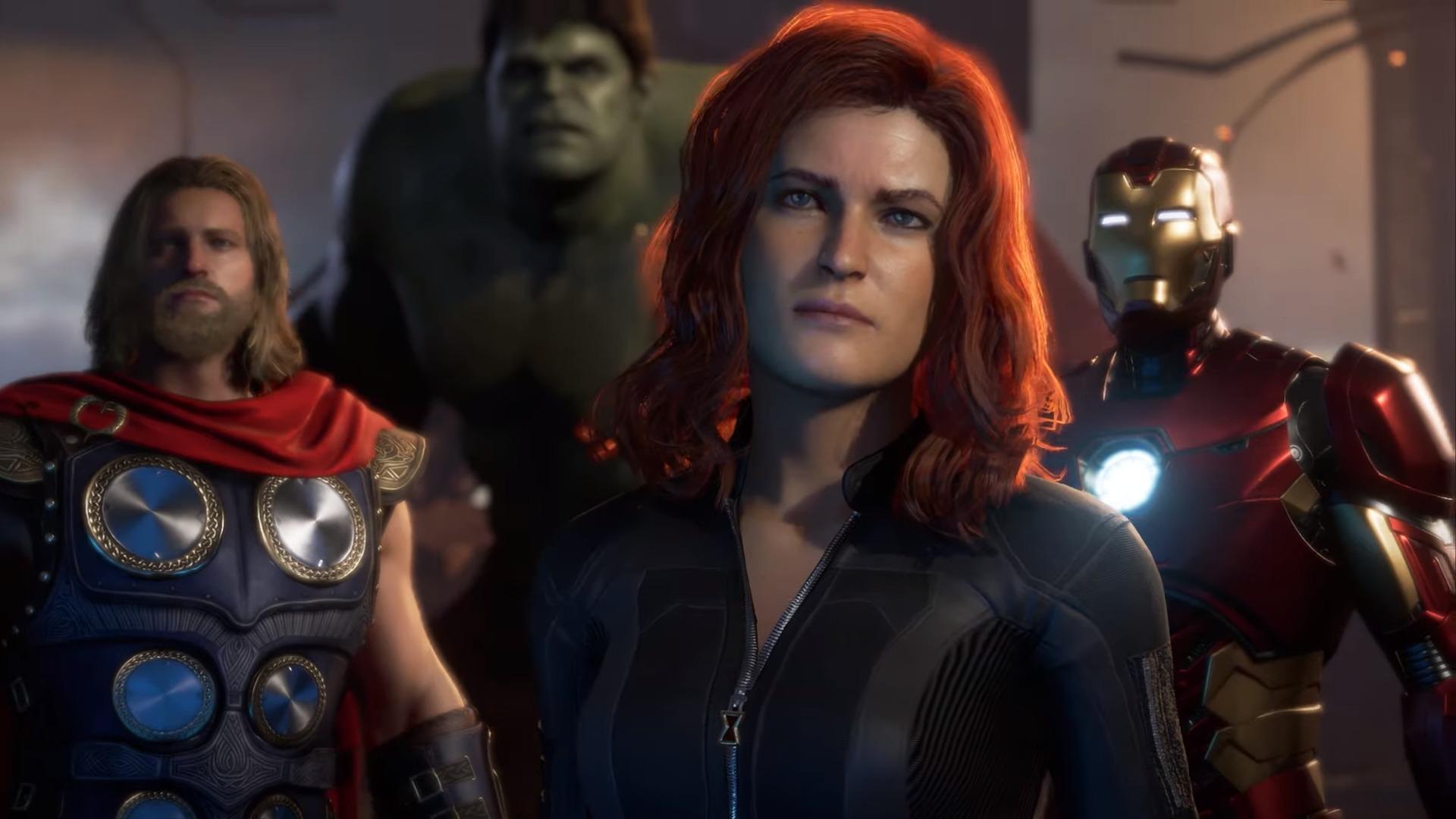 Marvel's Avengers cierra sorpresivamente la conferencia de Square Enix con un inesperado detalle #E32019