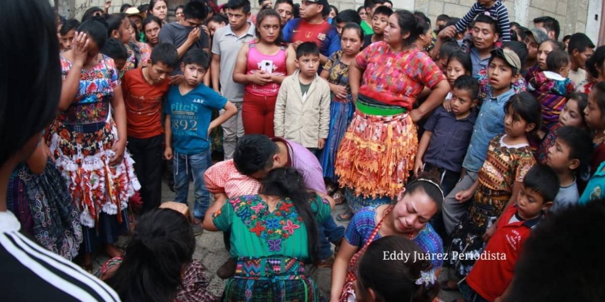 Niño de 5 años muere atropellado en Sacatepéquez