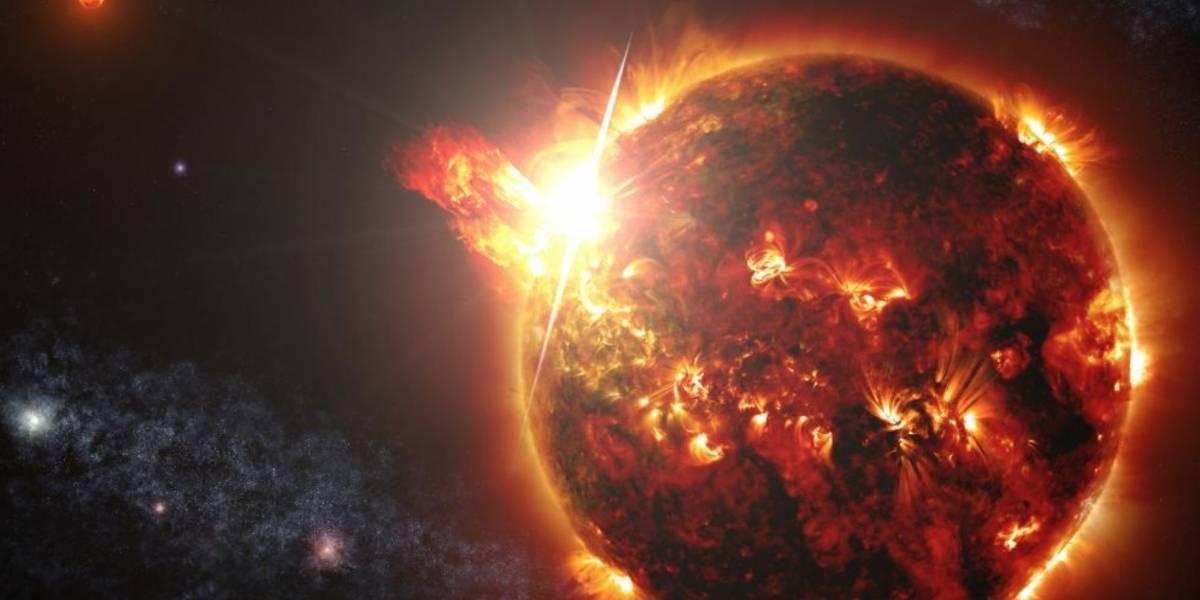 Intenso clarão de raios! Cientistas da NASA captam raro fenômeno no espaço