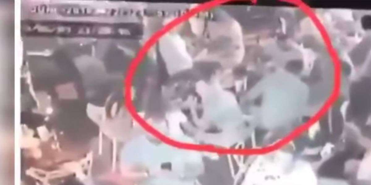 Revelan el video del momento exacto donde disparan contra David Ortiz, estrella del béisbol