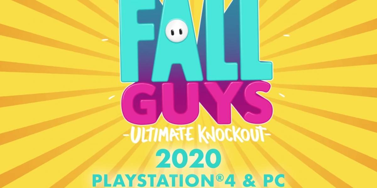 'Fall Guys: Ultimate Knockout' é anunciado para PlayStation 4
