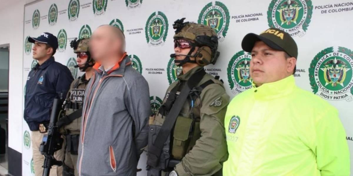 Cae en Bogotá ruso pedido en extradición por divulgar secretos comerciales