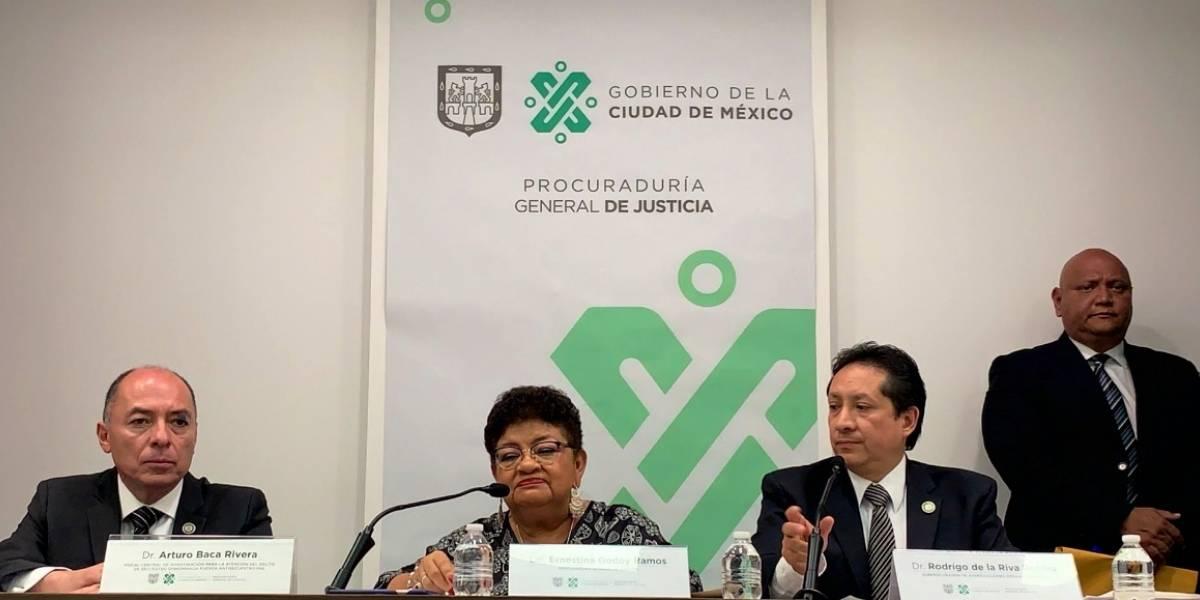 Norberto Ronquillo habría sido asesinado la noche del secuestro, señala PGJ