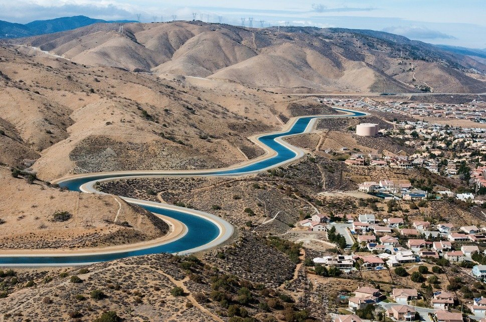 California State water project