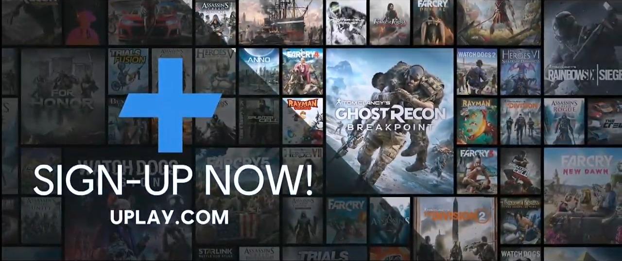 Ubisoft anuncia su nuevo servicio de suscripción para PC: UPlay+ #E32019