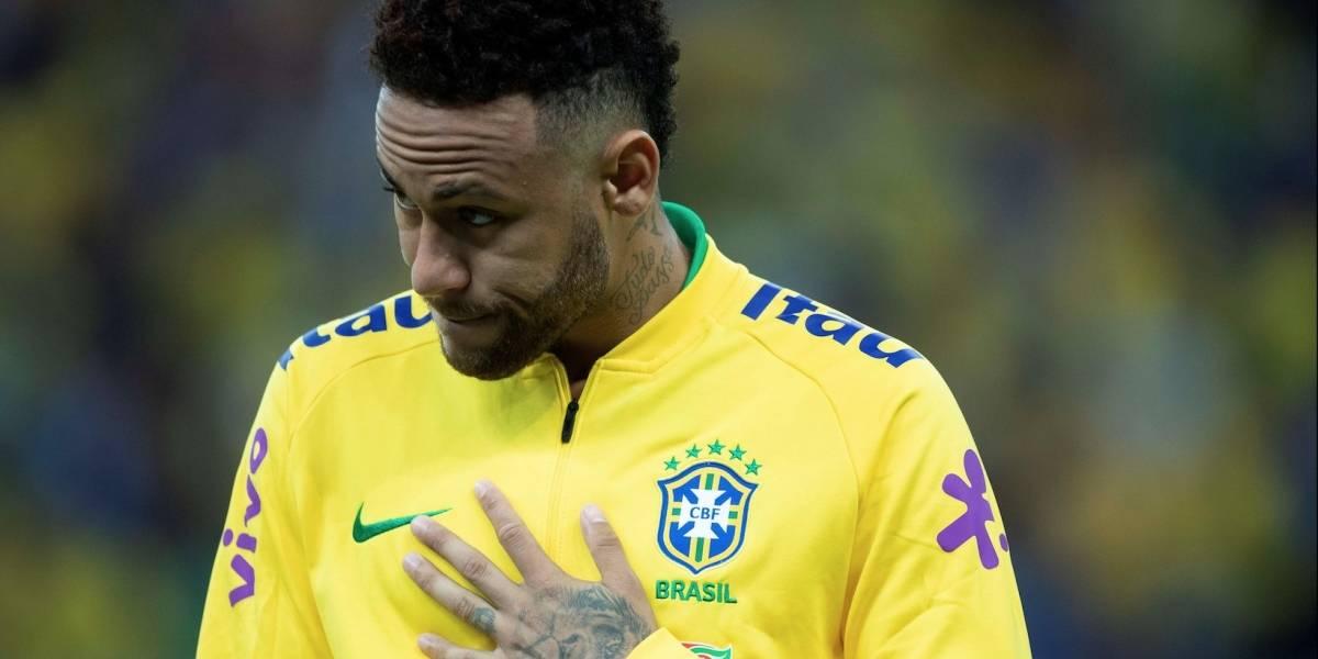 Mujer que acusa de abuso a Neymar es denunciada por calumnia