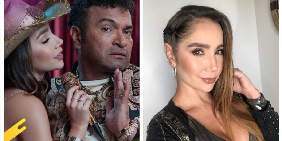 ¿Por qué están confundiendo a Paola Jara con una actriz porno?