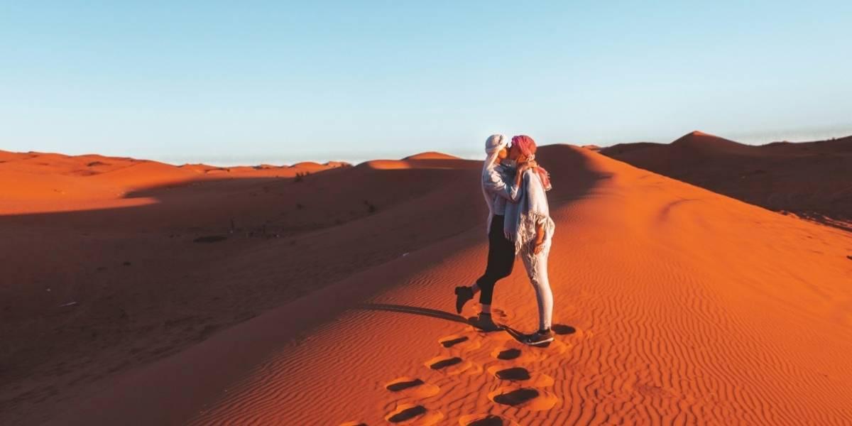 """""""Viajar fue lo primero"""": Maartje y Roxanne"""