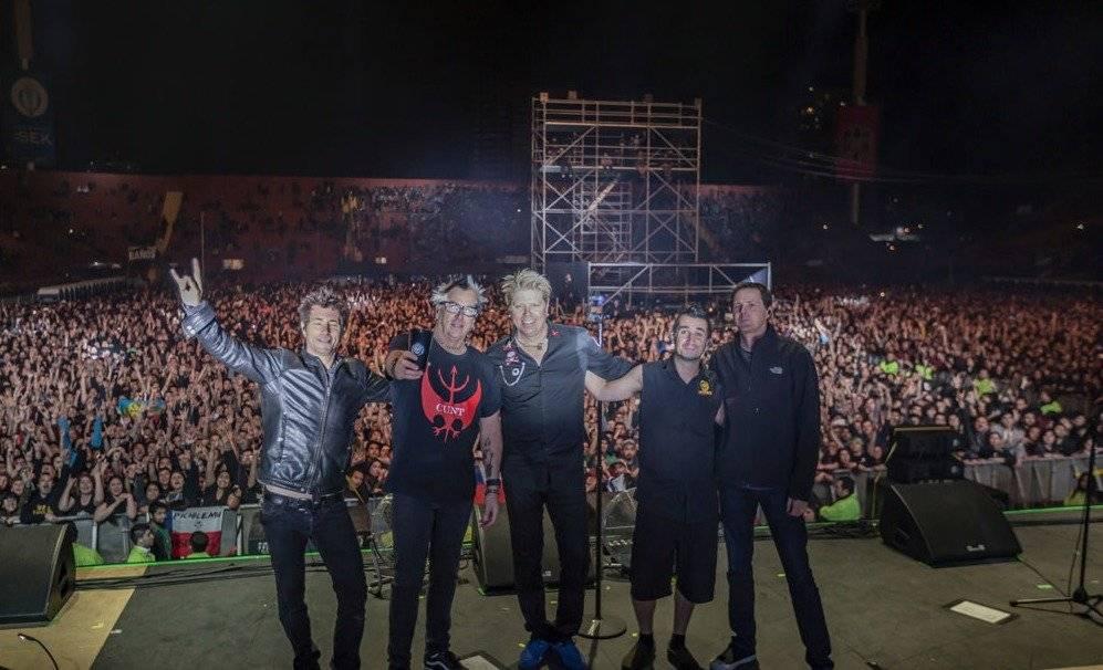 The Offspring en Ciudad de México: boletos y precios