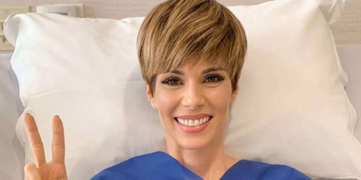 Ana Furtado comemora a cura completa do câncer de mama: 'Eu venci!'