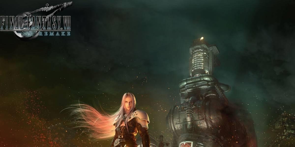 Final Fantasy VII Remake chega para PS4 em de março de 2020