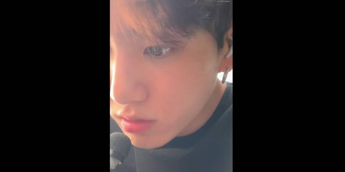 Grupo BTS lança nova versão de 'Euphoria' com video de Jungkook