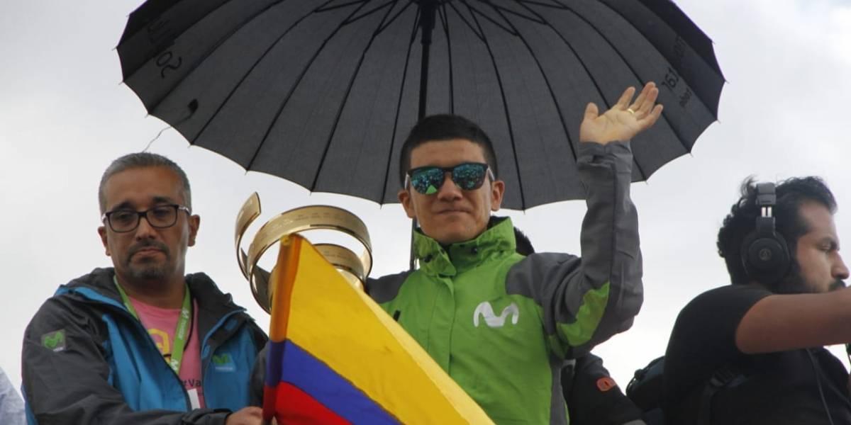 El mensaje de aliento de Richard Carapaz a Ecuador Sub 20 previo la semifinal