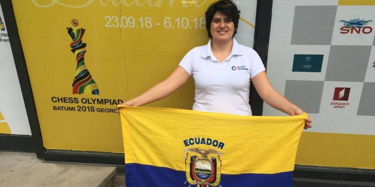 Carla Heredia lista para competir en dos torneos en Las Vegas