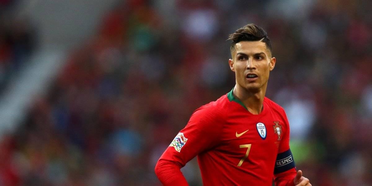VIDEO: El enojo de Cristiano Ronaldo tras no ser nombrado MVP de la Liga de Naciones