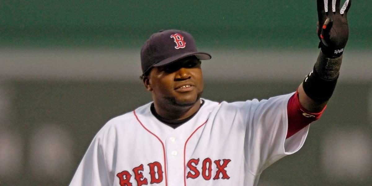 (Video) Captan el momento en que le dispararon a David Ortiz, súper estrella del béisbol en Estados Unidos
