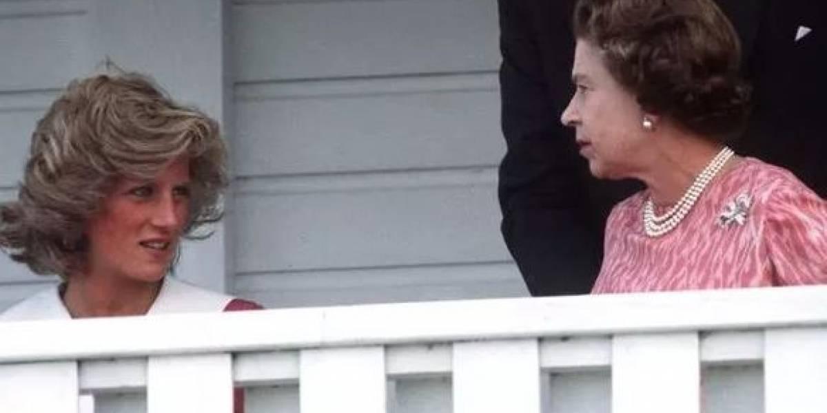 El grosero comentario de la reina Isabel con el que hizo llorar a la princesa Diana