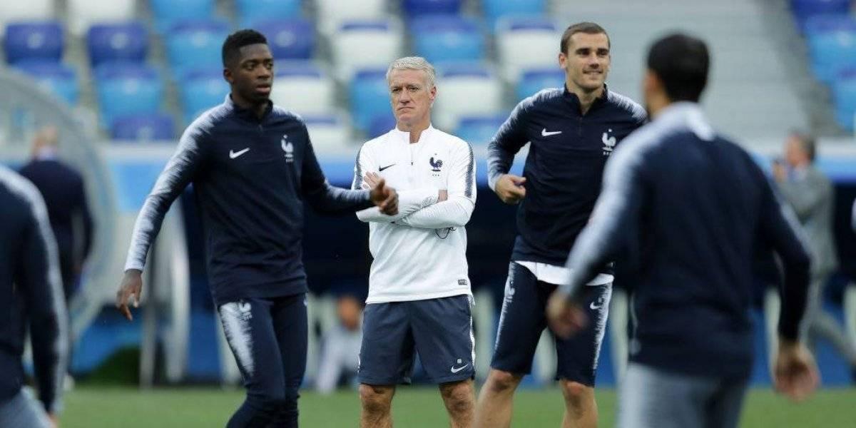 Deschamps confirma al nuevo refuerzo del Real Madrid