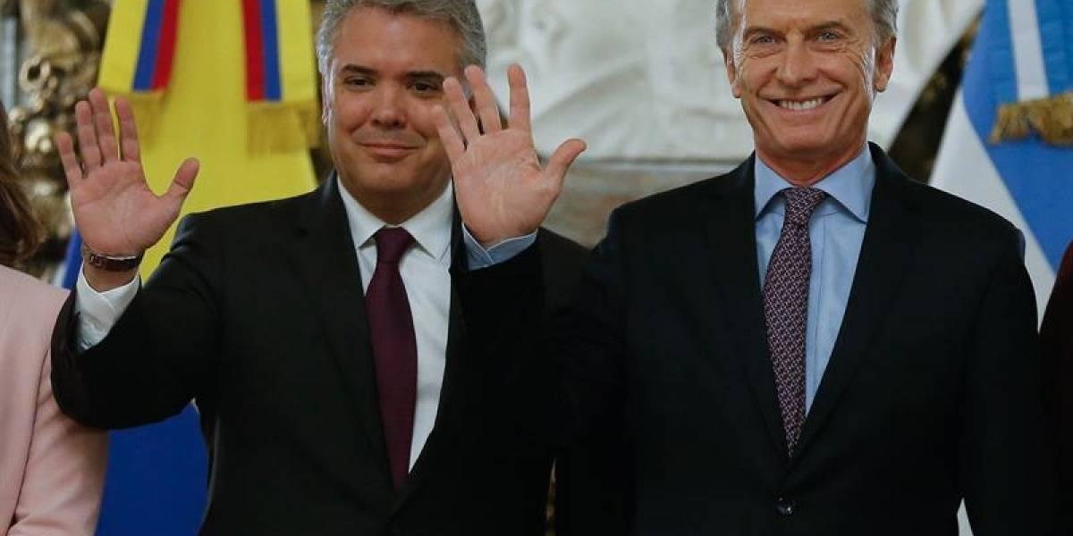 El reclamo de Macri a Duque que no fue por seguridad o economía sino por ¡Yatra!