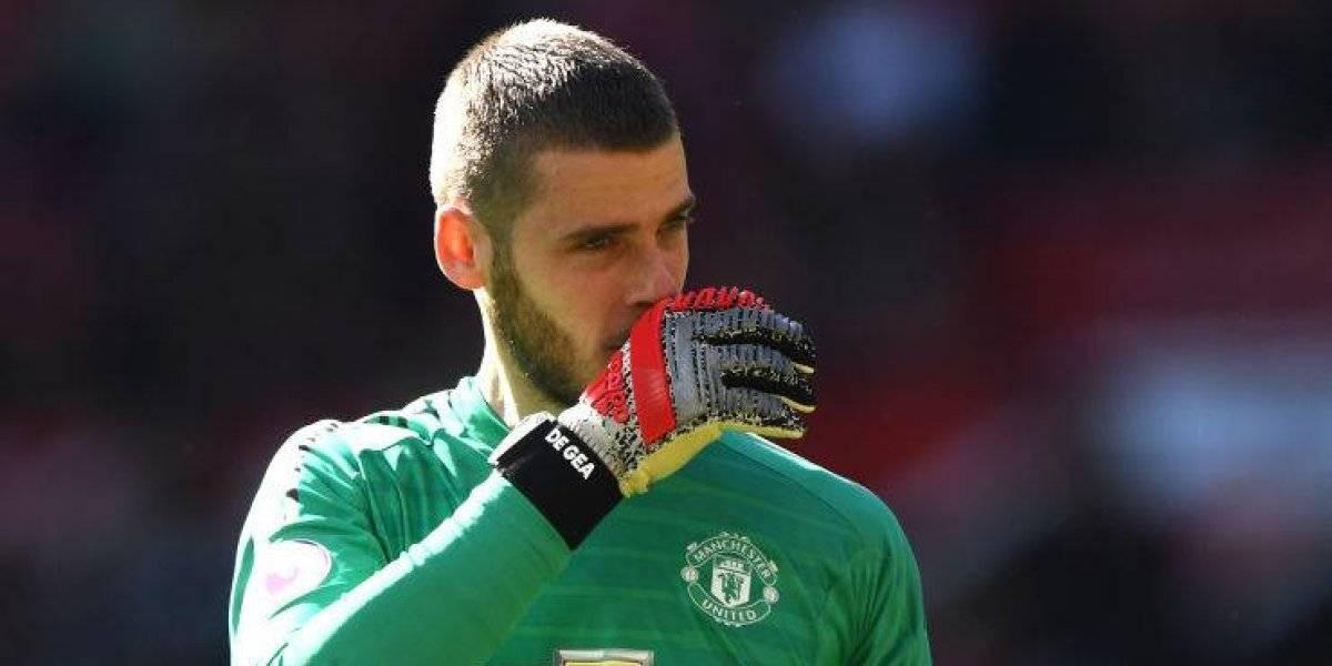 """Manchester United quiere """"botar"""" a sus figuras y busca desesperadamente sacarse de encima a David de Gea"""