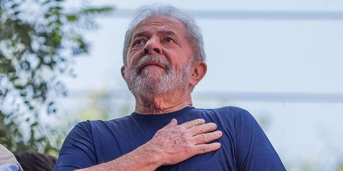 Brasileños protestan para exigir libertad de Lula y renuncia de Moro